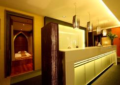 Miracle Transit Hotel - Bangkok - Vastaanotto