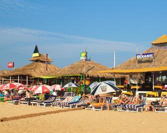 Hiline Hotels Serviced Apartments - Baga - Strand