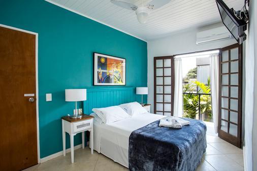 Pousada Armação de Camburi - São Sebastião - Bedroom