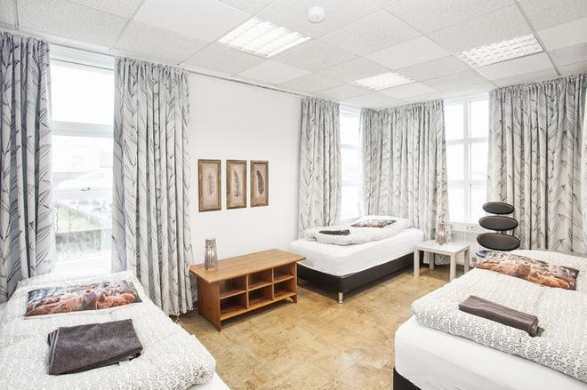 Bgb Guesthouse - Keflavik - Bedroom