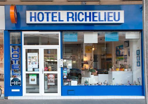 Le Richelieu - Le Havre - Näkymät ulkona