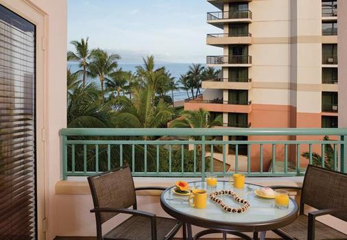 Marriott's Maui Ocean Club - Lahaina & Napili Towers, A Marriott Vacation Club Resort - Lahaina - Parveke