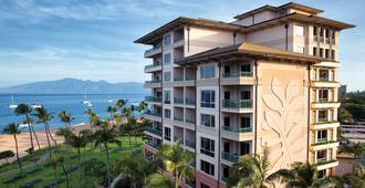 Marriott's Maui Ocean Club - Lahaina & Napili Towers, A Marriott Vacation Club Resort - Lahaina - Building