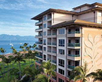 Marriott's Maui Ocean Club - Lahaina & Napili Towers - Lahaina - Building