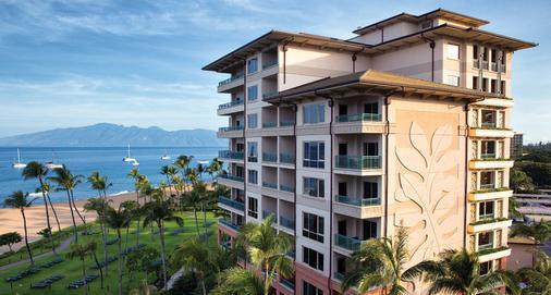 毛伊島海洋俱樂部萬豪酒店 - 拉海納 & 納皮里大廈 - 拉海納 - 拉海納 - 建築
