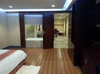 Grand Villa hotel - Quảng Châu - Phòng ngủ