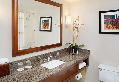 Pleasanton Marriott Hotel - Pleasanton - Kylpyhuone