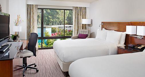 Pleasanton Marriott Hotel - Pleasanton - Makuuhuone