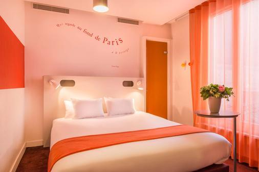 Hôtel Cervantes by Happyculture - Paris - Schlafzimmer