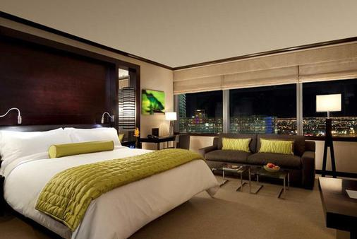 維德拉國際豪華套房酒店 - 拉斯維加斯 - 臥室