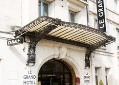 Le Grand Hotel Tours - Tours - Building