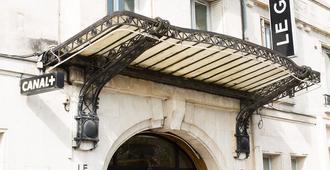 Le Grand Hotel Tours - Tours - Rakennus