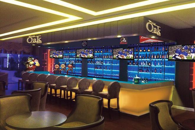 The Berkeley Hotel Pratunam - Μπανγκόκ - Bar
