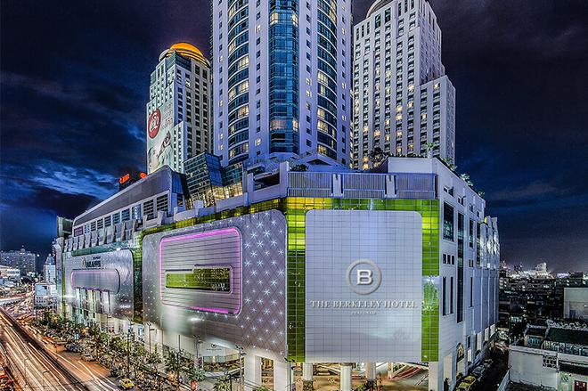 The Berkeley Hotel Pratunam - Bangkok - Bygning