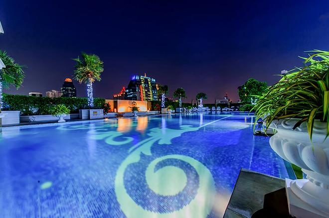 The Berkeley Hotel Pratunam - Bangkok - Pool