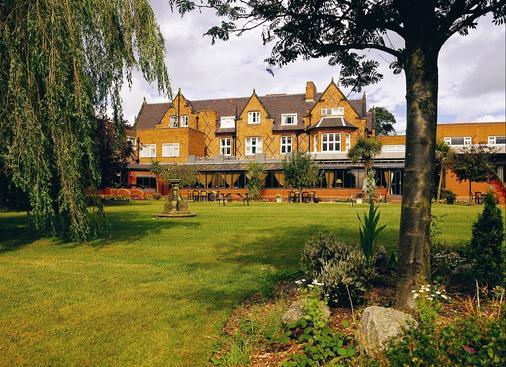 Brook Mollington Banastre Hotel And Spa - Chester - Toà nhà