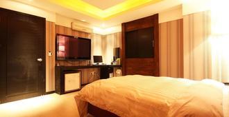 boutique hotel k Dongdaemun - Σεούλ - Κρεβατοκάμαρα