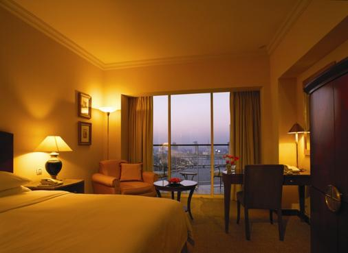 Grand Nile Tower - Cairo - Bedroom