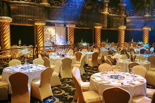 Grand Nile Tower - Cairo - Banquet hall