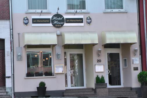 Bestprice Hotel Aachen City - Aachen - Building