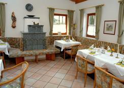 Gasthof Engelhof - Gmunden - Restaurant