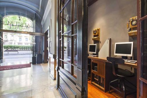 Acta Atrium Palace - Barcelona - Khu vực làm việc