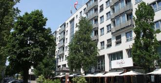 The Madison Hotel Hamburg - Hamburgo - Edificio