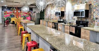 City House Hostel New Orleans - Νέα Ορλεάνη - Κουζίνα