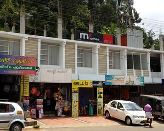 M3 Homes - Munnar - Building