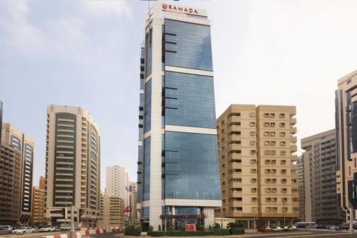 Ramada by Wyndham Abu Dhabi Corniche - Abu Dhabi - Building
