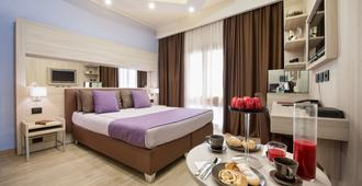 Hotel Trapani In - Trapani - Phòng ngủ