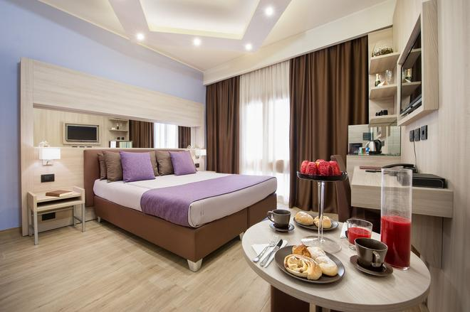 特拉帕尼酒店 - 特拉帕尼 - 特拉帕尼 - 臥室