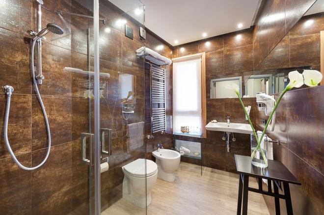 特拉帕尼酒店 - 特拉帕尼 - 特拉帕尼 - 浴室