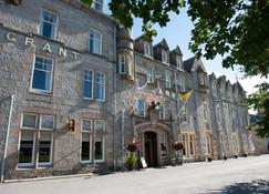 The Grant Arms Hotel - Grantown-on-Spey - Building