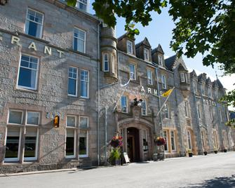 The Grant Arms Hotel - Grantown-on-Spey - Edificio