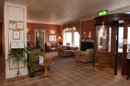 The Grant Arms Hotel - Grantown-on-Spey - Lobby