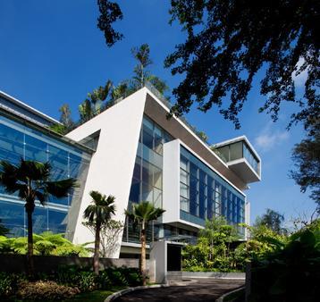 Hilton Bandung - Бандунг - Здание