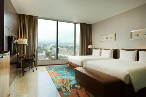 Hilton Bandung - Бандунг - Спальня