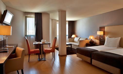 Turim Ibéria Hotel - Lisbona - Camera da letto