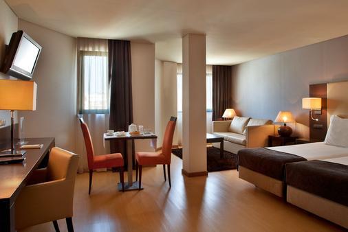 Turim Ibéria Hotel - Lisbon - Bedroom