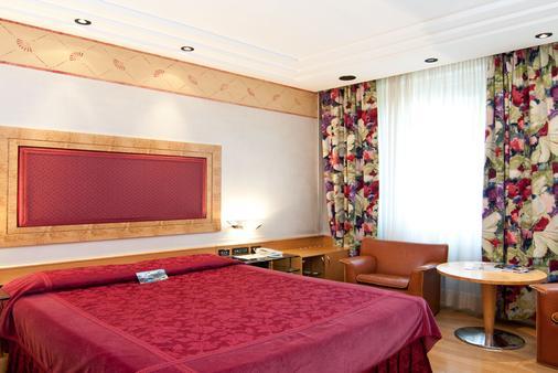 Galileo Hotel - Milan - Bedroom