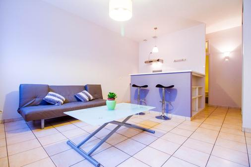 La Ciutat Nova - Toulouse - Living room