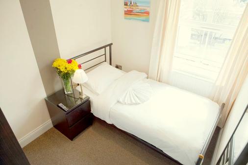 新市場大樓酒店 - 倫敦 - 倫敦 - 臥室
