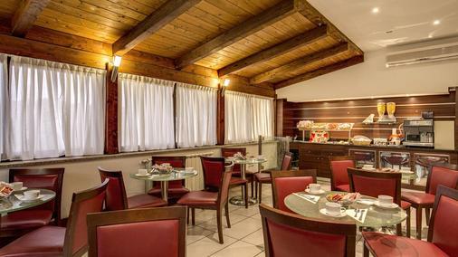 The Strand Hotel - Rooma - Ravintola