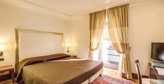 The Strand Hotel - Rom - Schlafzimmer