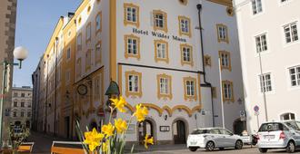 Hotel Wilder Mann - Passau - Building