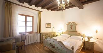 Hotel Wilder Mann - פסאו - חדר שינה