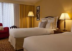 Kansas City Marriott Downtown - Kansas City - Phòng ngủ