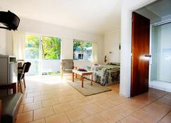Central Motel - Rarotonga - Soveværelse