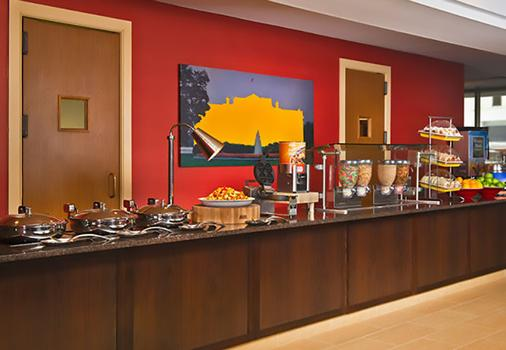 Residence Inn by Marriott Bethesda Downtown - Bethesda - Buffet
